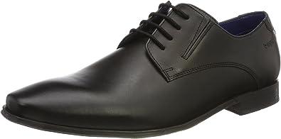 bugatti 312420021000, Zapatos de Cordones Derby para Hombre