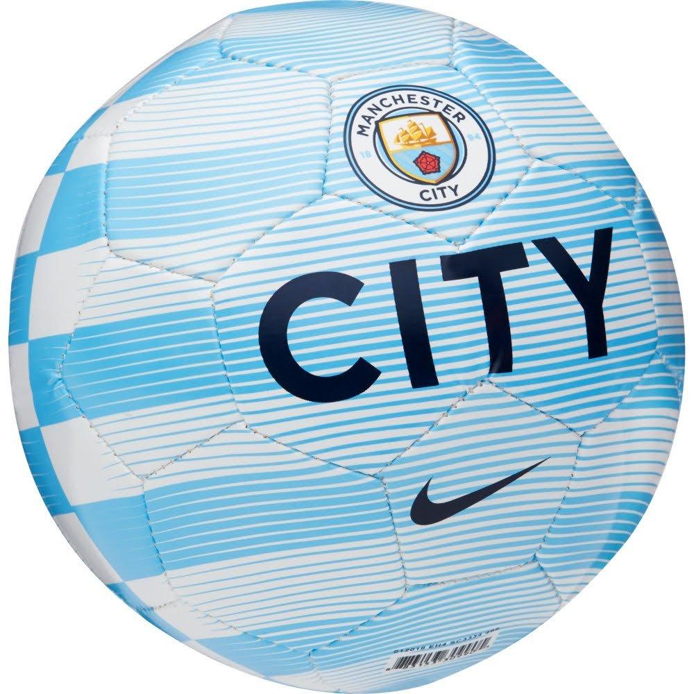 Nike Manchester City FC Skills - Balón de fútbol, Field Blue/White ...