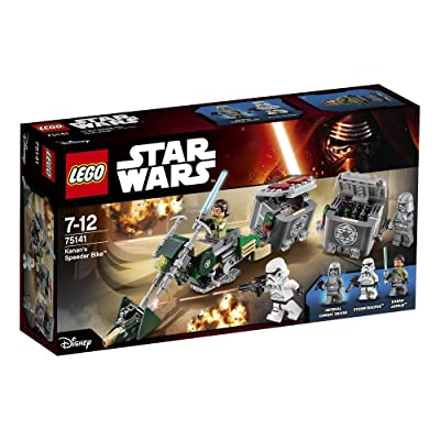 LEGO Star Wars 75141 - Kanan's Speeder Bike: Toys & Games