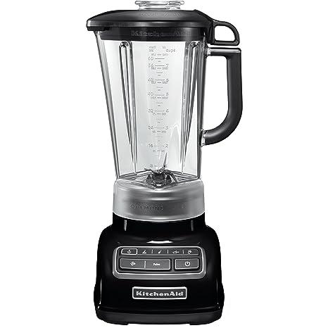 KitchenAid 5KSB1585 - Batidoras de vaso individuales, con velocidad variable, 550 W, 1.75 l: Amazon.es: Hogar