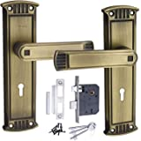 """Atom Lock Glanza K/Y B.A.8"""" with Lezend 65mm Double Action Lock,Mortise Lock,Door Lock"""