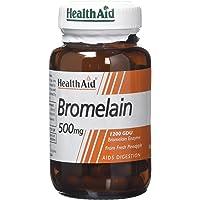 HealthAid Bromelain 500mg - 30 Vegicaps