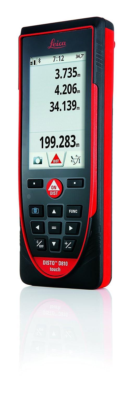 Telémetro Leica Disto D810 Touch