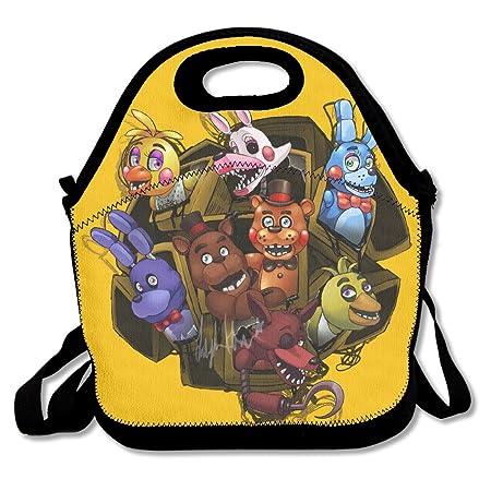 hohoto cinco noches en Freddy de bolsa para el almuerzo ...