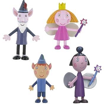Figuras Viejo Nanny Elfo 4 Sabio Ben Bennamp; Comansi Holly Lote Princesa 8ZN0PnOkwX