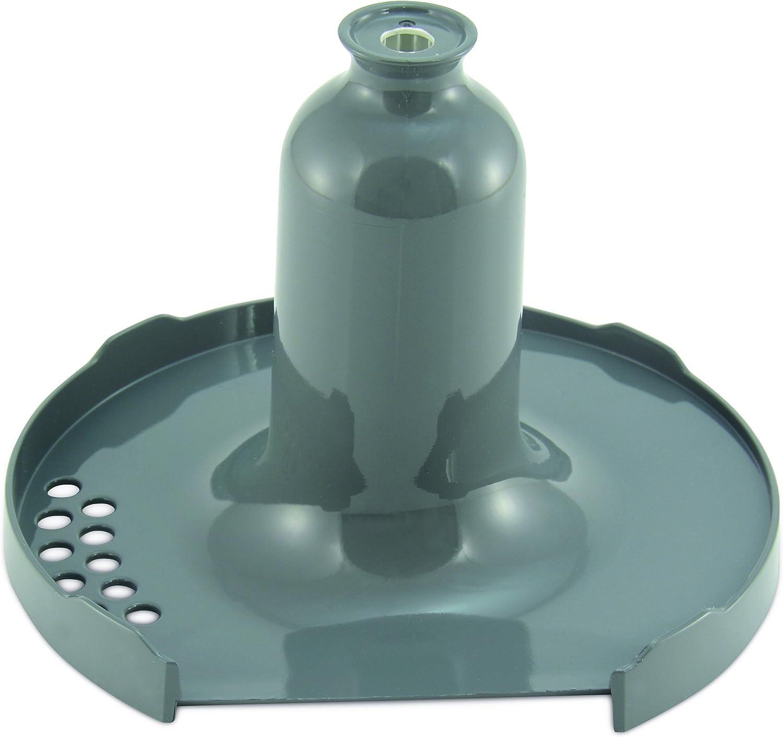 800 W, 2,1 L Kenwood FDP301SI MultiPro Compact Robot de cocina color plateado