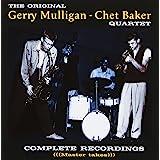 Gerry Mulligan-Chet Baker Original Quartet: Complete Recordings (Master takes)