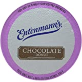Entenmann's Chocolate Donut Flavor K-Cup Coffee, 20 Count (Pack of 20)