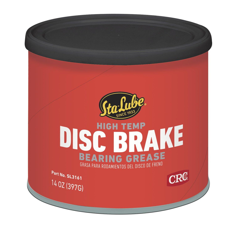 CRC SL3161 Hi Temperatureerature Disc Brake Wheel Bearing Grease, 14 Wt Oz