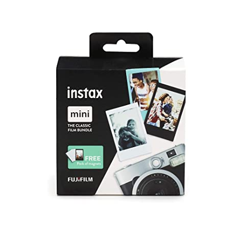 Fujifilm Instax Mini Película, Clasico,