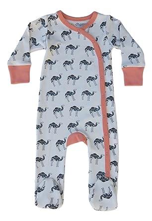 Amazon Com Cat Dogma Certified Organic Baby Clothing Footie