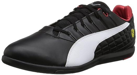 Puma Pedale Grid Sf- White/Black sneakers