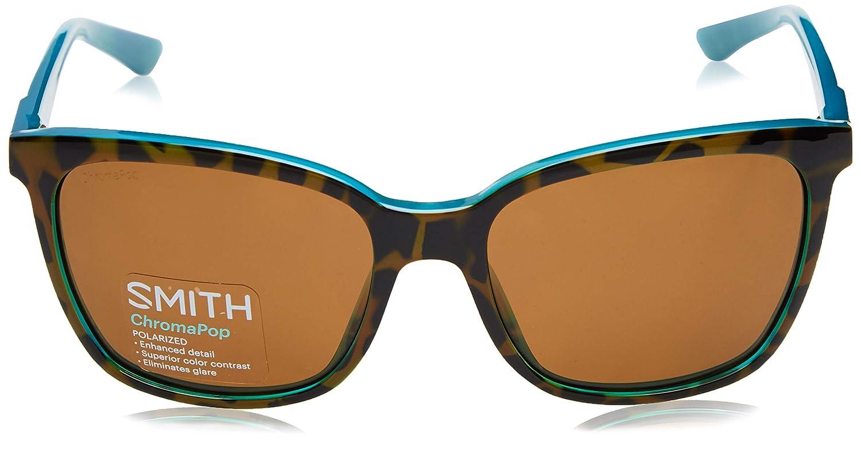 Sunglasses Smith Colette/N/S 0IPR Havana Blue / L5 brown pz ...