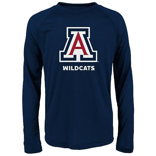 finest selection 2e2d1 4fb07 Gen 2 NCAA Arizona Wildcats Youth Boys Loyal Fan  Performance Tee, Youth  Boys Small