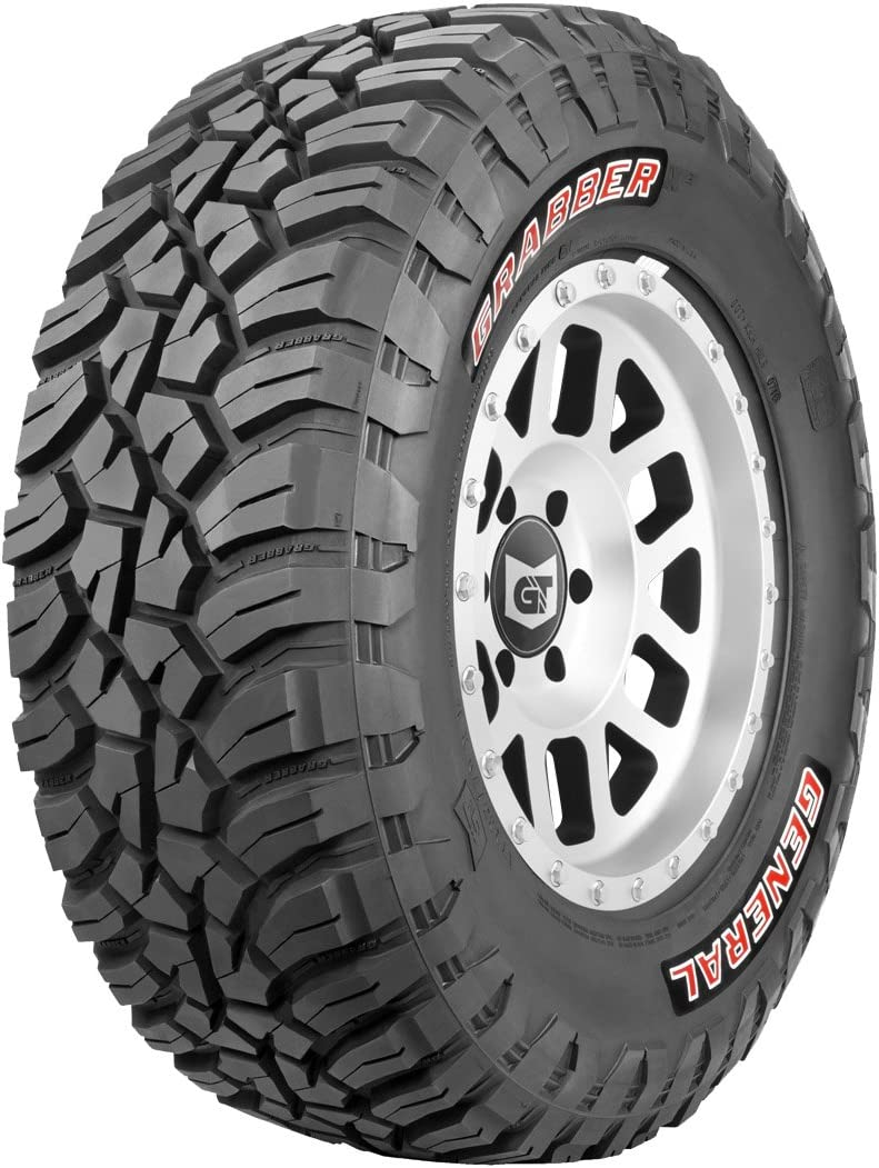 General Grabber X3 all/_ Season Radial Tire-LT265//70R17//10 118Q