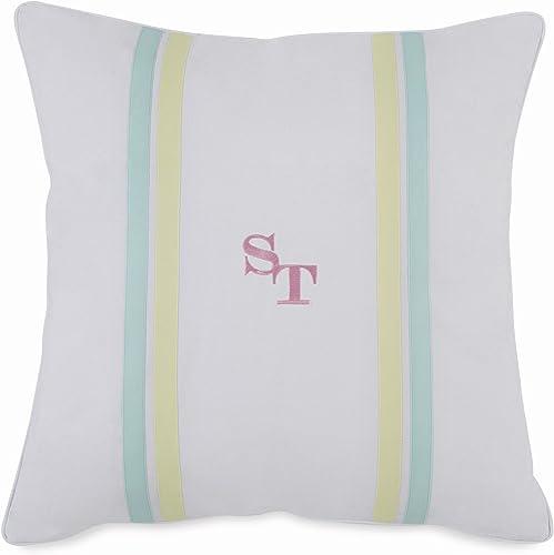 Southern Tide Home Tropical Retreat Decorative Pillow, 20 x 20, Multicolor