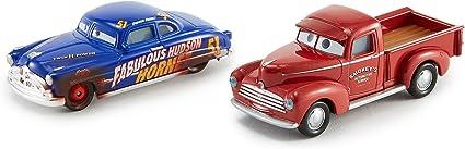 Amazon Com Disney Pixar Cars 3 Young Smokey Hudson Hornet Die