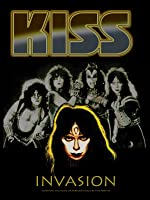 Kiss - Invasion (A Look At The Lost Egyptian God, Vinnie Vincent)