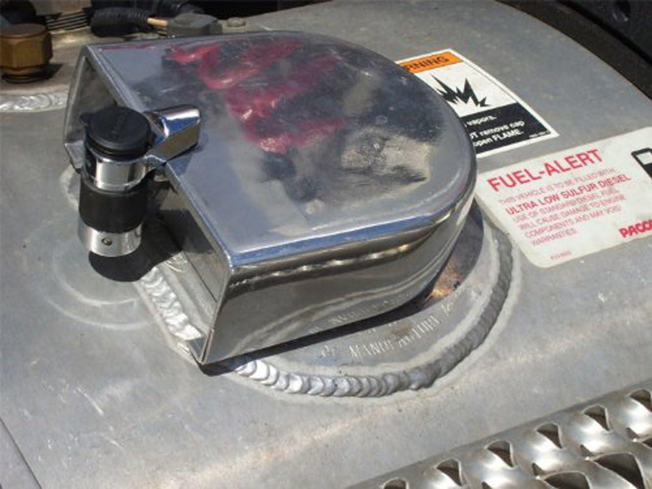 Tank Locking Fuel Cap Metal Cap Gas.