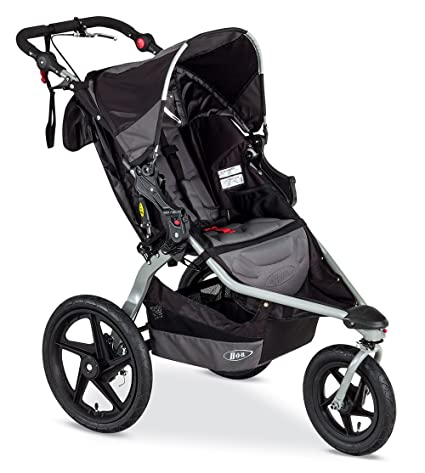 BOB Revolution Pro Single Stroller, Black
