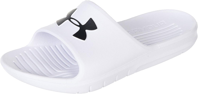 Chaussures de Plage /& Piscine Homme Under Armour Core Pth Slides 3021286-100