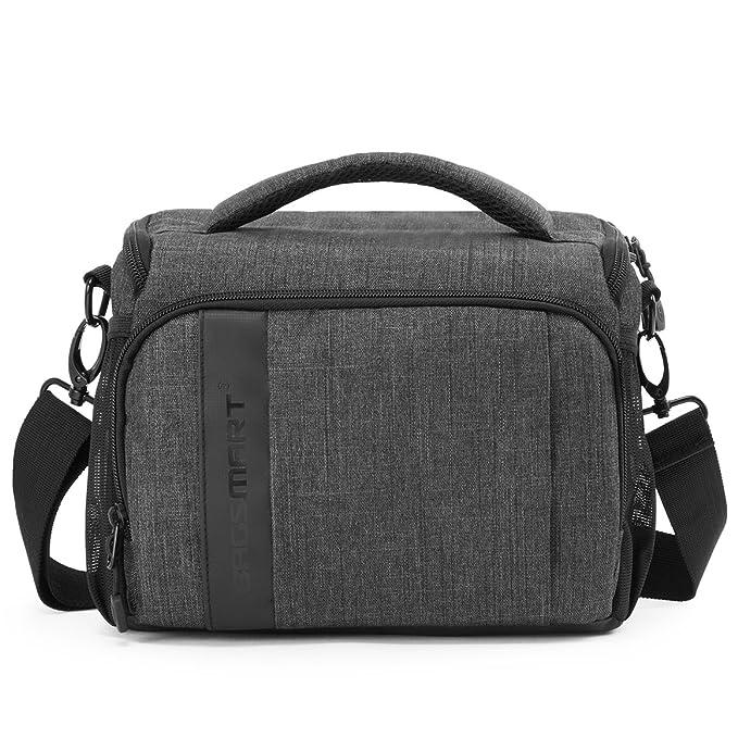 Review BAGSMART Compact Camera Shoulder
