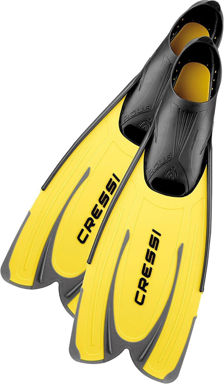 Cressi Agua, yellow, EU 37/38