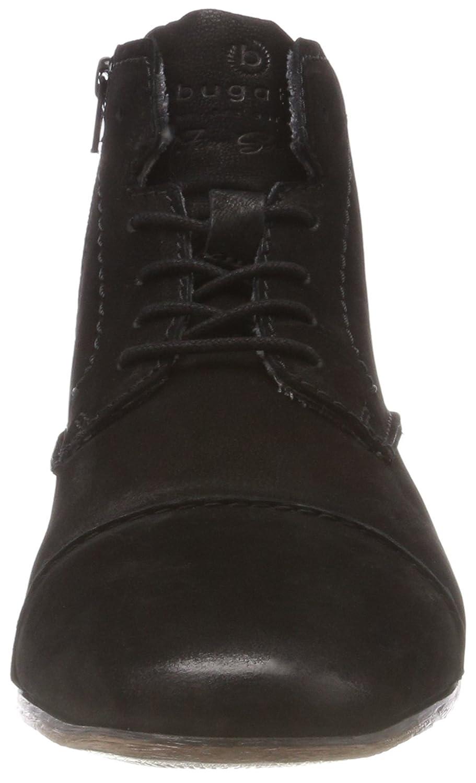 bugatti Herren 312532303500 Desert Boots Schwarz (Schwarz) (Schwarz) (Schwarz) 506375