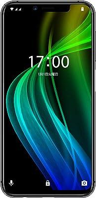Mayumi U1 5.9型 19:9 SIMロックフリースマートフォン