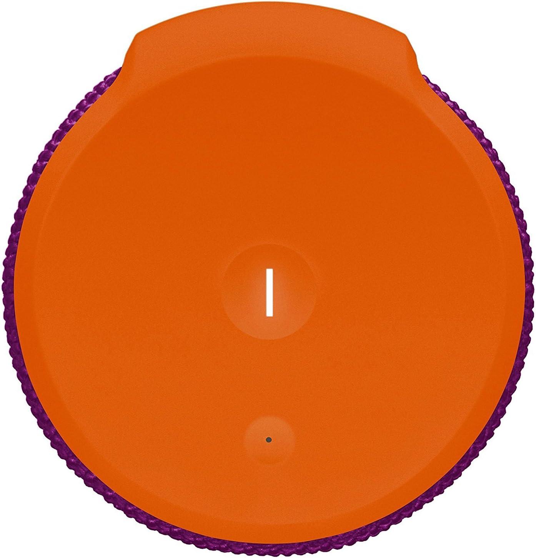 Renewed UE Boom 2 Tropical Wireless Mobile Bluetooth Speaker Waterproof and Shockproof