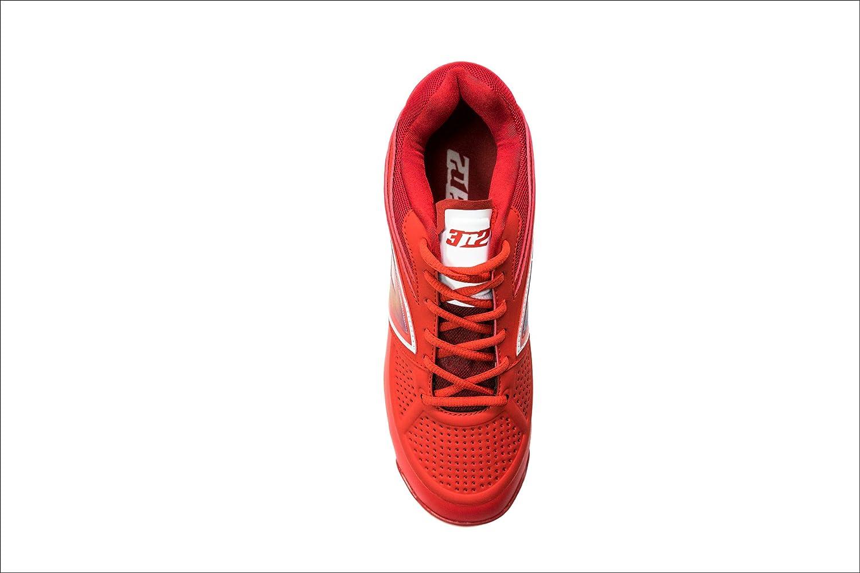 3 N2 N2 N2 Damen-dom-n-8 Metall Keil rot Größe 11 fc940c