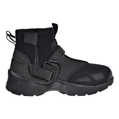 3d70f5676d065 Nike Mens Jordan Trunner LX High Boots Black/Black AA1347-010 Size 11.5