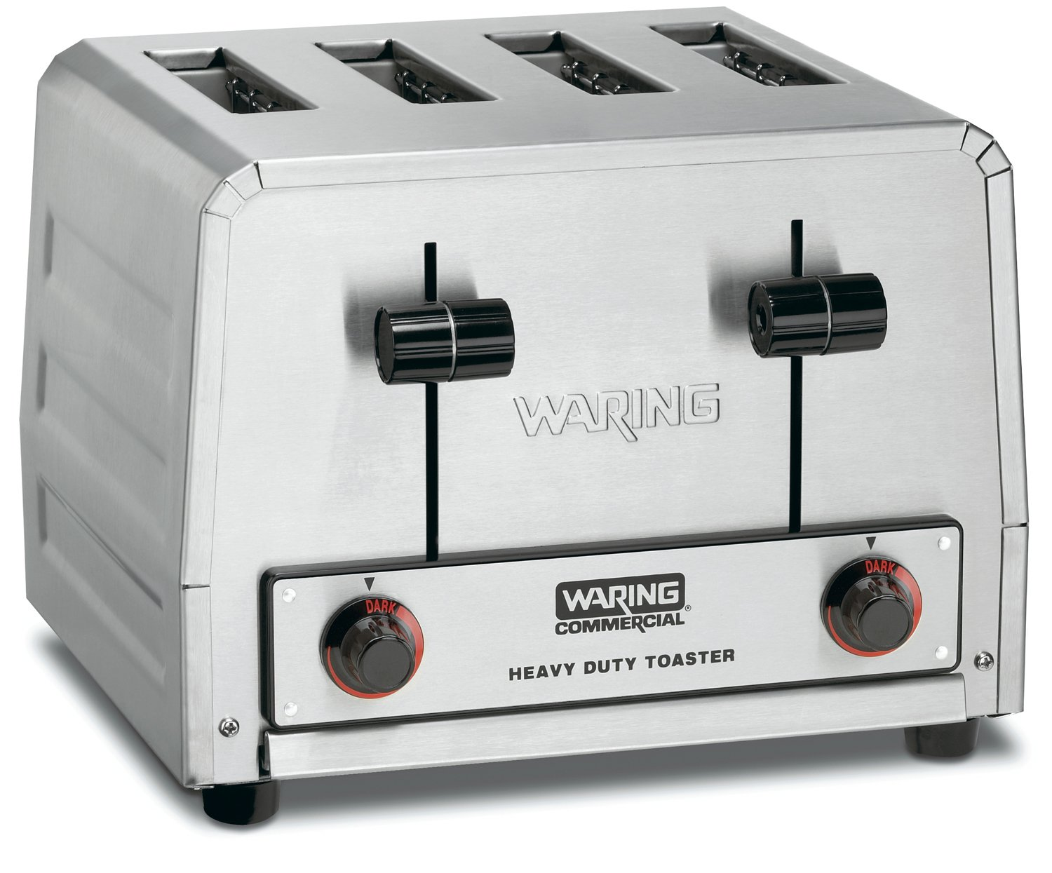 Waring(WCT800) Four-Compartment Standard Pop-Up Toaster