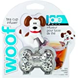 Joie Woof Tea Infuser, 18/8 Stainless Steel Infuser, Dog and Bone