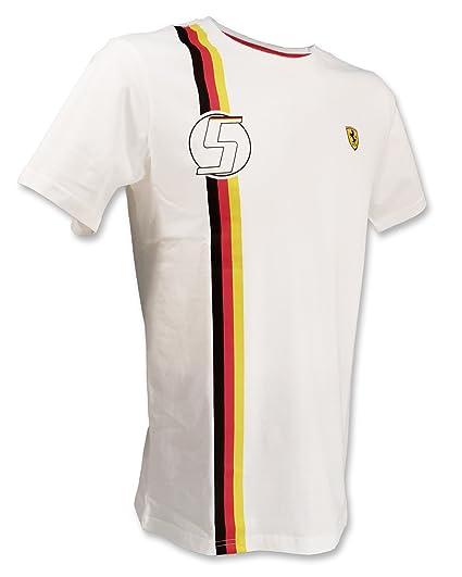 FERRARI F1 - Camiseta para Hombre, Todo el año, Hombre, Color ...
