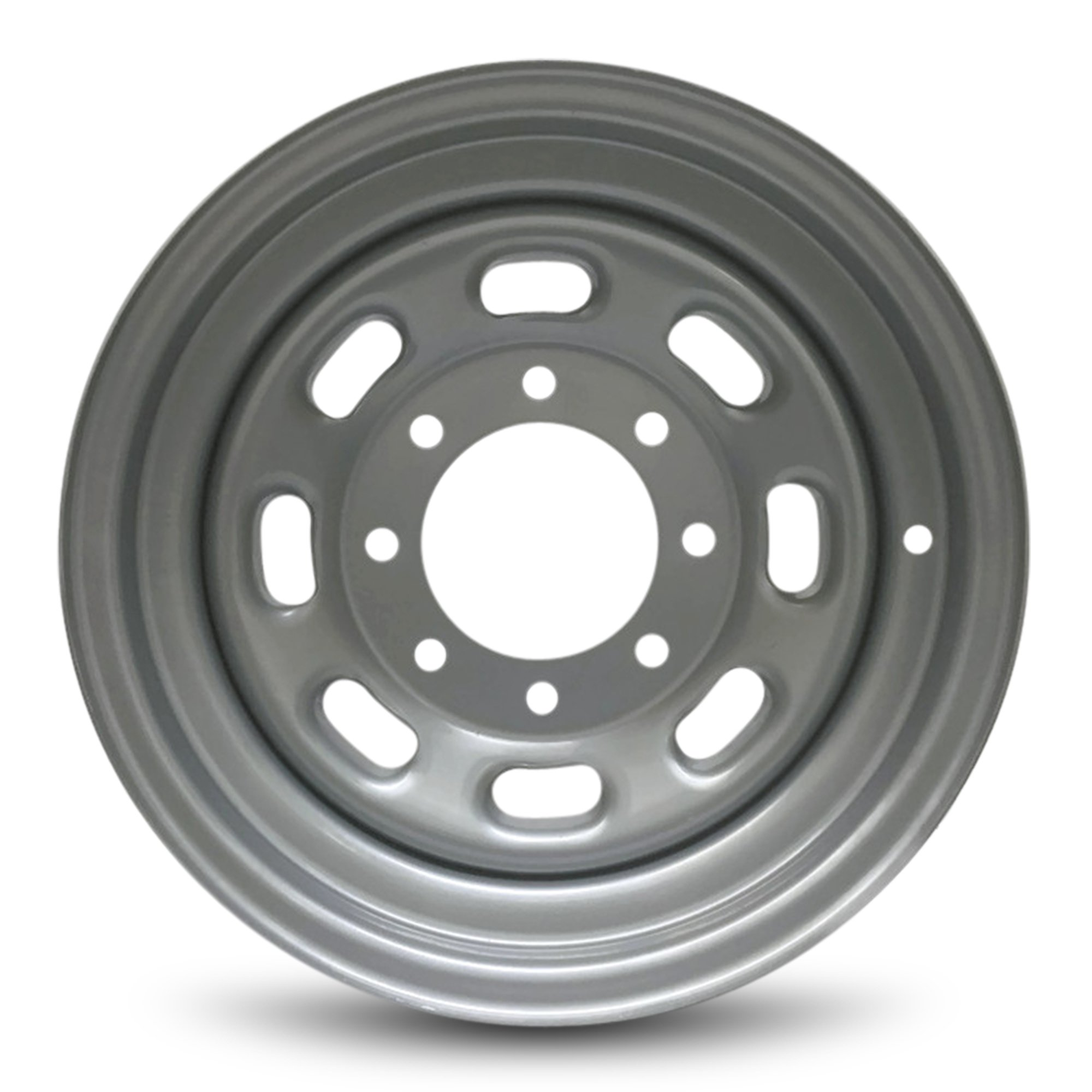 00-05 Ford Excursion 16'' 8 Lug Painted Steel Wheel/16x7 Steel Rim 8 Slot by Bill Smith Auto Parts (Image #1)
