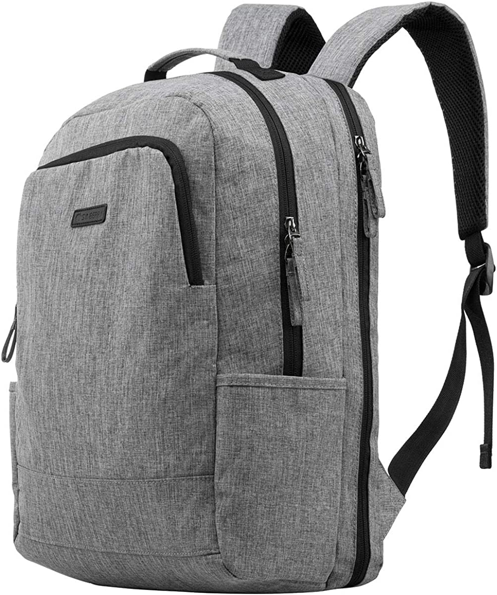 Laptop Backpack 15.6 inch College School Business Travel Women Men Computer Bag