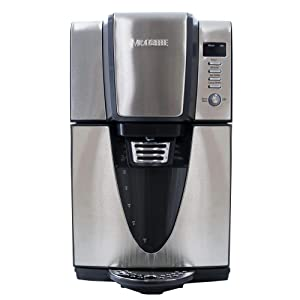 Mr. Coffee BVMC-ZH1SS 12 Cup Programmable Stainless Steel Coffee Maker