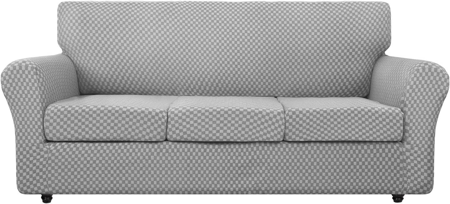 71utMKbC8eL. AC SL1500 - Best Slipcovers For Sofas & Couches: Stylish & Top Rated by Costumers - ChairPicks