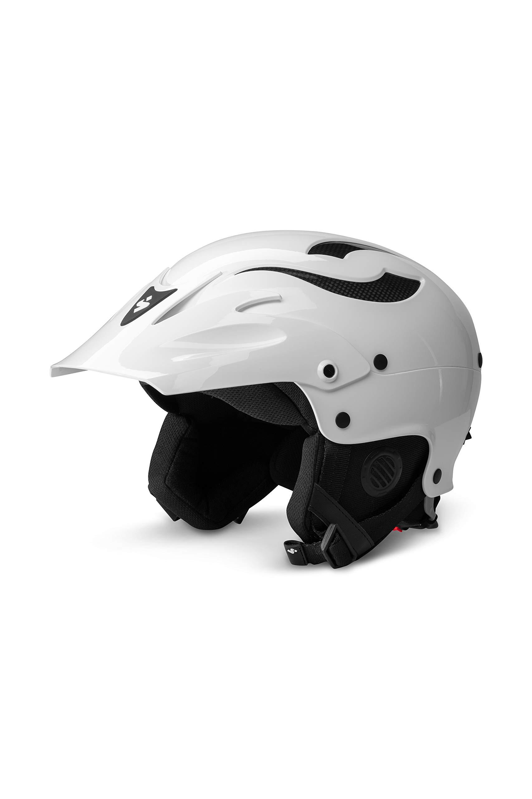 Sweet Protection Rocker Paddle Helmet, Gloss White, ML