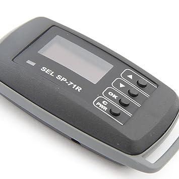 Digital Funk detector Medidor de frecuencia y raksa de 120, GSM, DECT, Bluetooth
