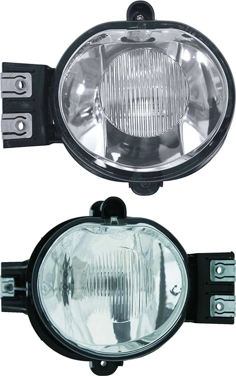 Prime Choice Auto Parts KAPDG40052A1PR Set of 2 Right and Left Fog Lights