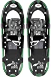 Redfeather Women's Hike Snowshoes Recreational Series, Aluminum Frame, SV2 Bindings, Live Action Hinge, Sure Grip Crampton, Rip Stop Decking - 1600