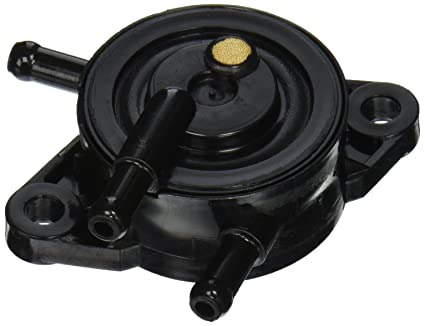 Stens 520-590 Fuel Pump Replaces Kohler 24 393 16-S Briggs & Stratton  808656 Kawasaki 49040-7001 John Deere LG808656 Briggs & Stratton 491922  John