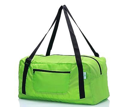 Amazon.com: holyluck plegable de viaje bolsa deportiva para ...