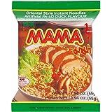Mama Instant Duck Noodles, 3x55g