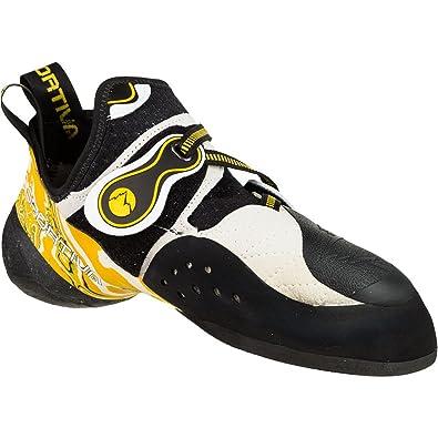 f5fd1a73e7 La Sportiva Solution Climbing Shoe - Men s White Yellow 40