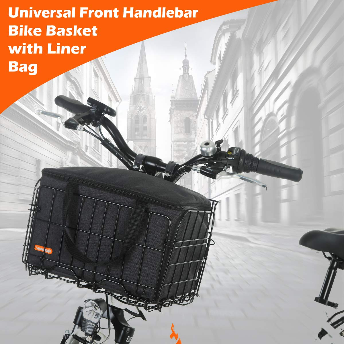 Huffy Bike Basket Liners and Bags Universal Fit NEW