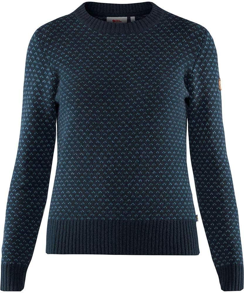 Maglia Donna FJALLRAVEN /Övik Nordic Sweater W