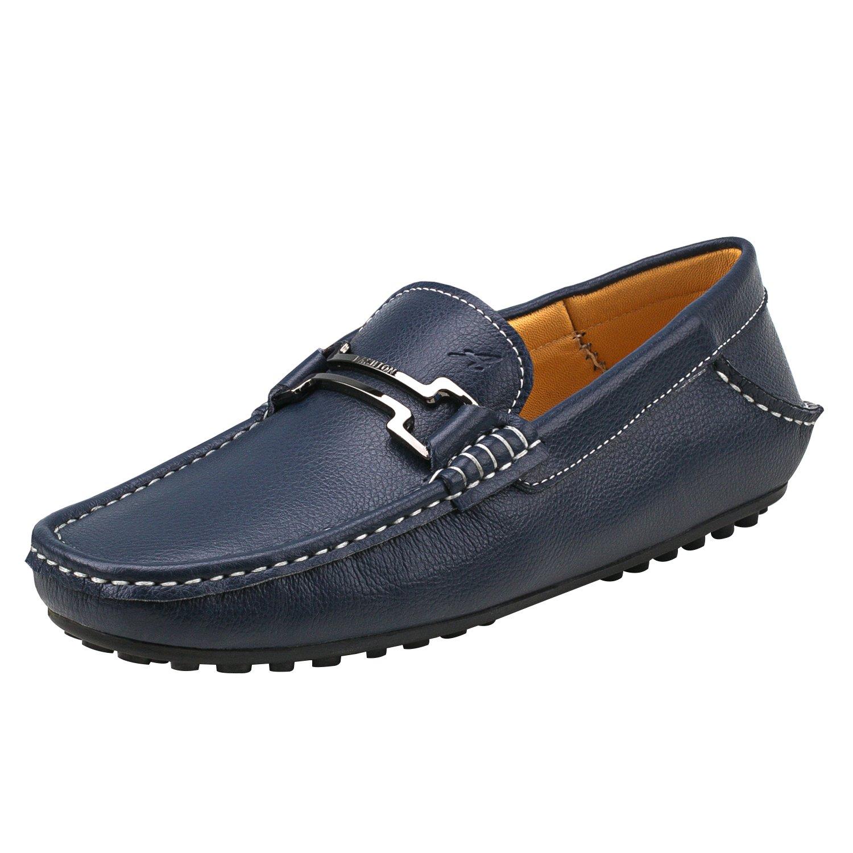 Shenduo - Mocassins pour homme cuir - Loafers confort - Chaussures de ville D6681